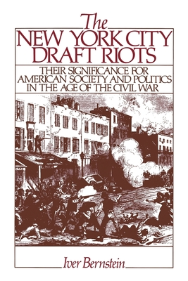The New York City Draft Riots Cover