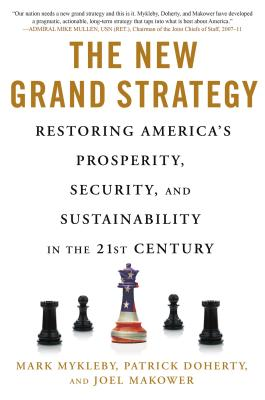 The New Grand Strategy Cover