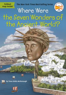 Where Were the Seven Wonders of the Ancient World? (Where Is?) Cover Image
