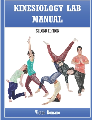 Kinesiology Lab Manual: Second Edition Cover Image