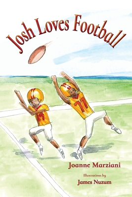 Josh Loves Football Cover Image