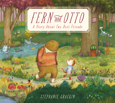 Fern and Otto: A Story About Two Best Friends Cover Image