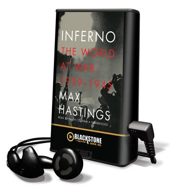 Inferno (Playaway Adult Nonfiction) Cover Image