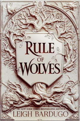 Rule of Wolves (King of Scars Duology #2) Cover Image