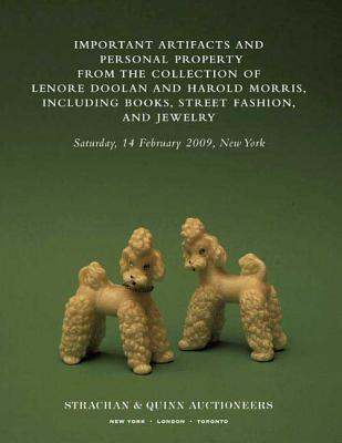Important Artifacts and Personal Property from the Collection of Lenore Doolan and Harold Morris, Including Books, Street Fashion, and Jewelry Cover