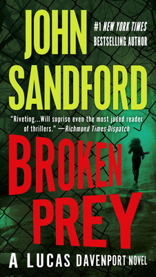 Broken Prey (A Prey Novel #16) Cover Image