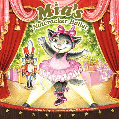 Mia's Nutcracker Ballet Cover