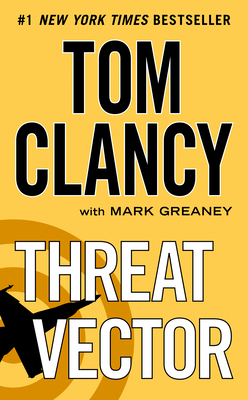 Threat Vector (A Jack Ryan Novel #12) Cover Image