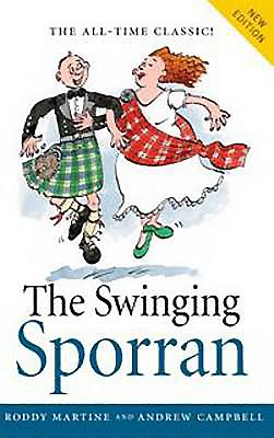 The Swinging Sporran Cover Image