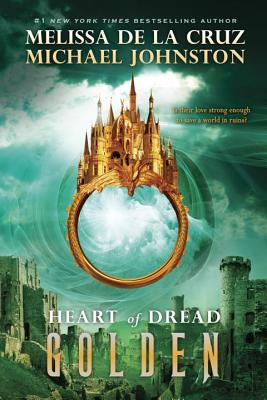 Golden (Heart of Dread #3) Cover Image