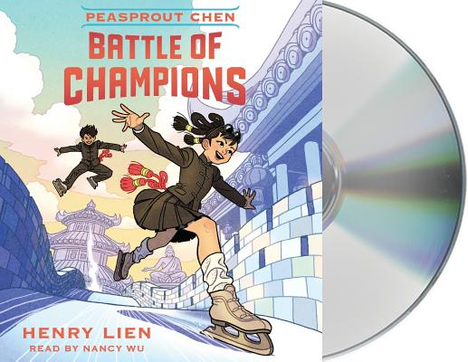 Peasprout Chen: Battle of Champions (Book 2) Cover Image