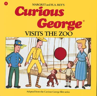Curious George Visits the Zoo Cover Image