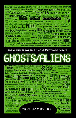 Ghosts/Aliens Cover