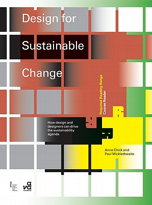 Cover for Design for Sustainable Change
