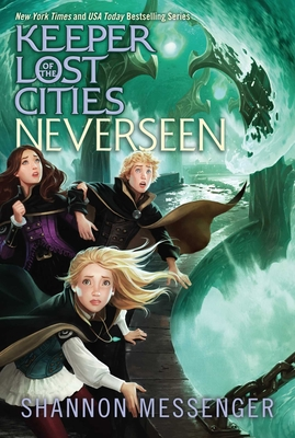 Neverseen (Keeper of the Lost Cities #4) Cover Image