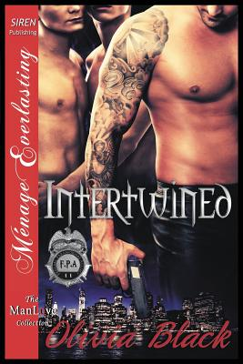 Intertwined [federal Paranormal Agency 11] (Siren Publishing Menage Everlasting Manlove) Cover Image