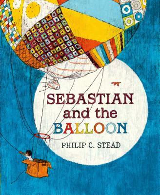Sebastian and the Balloon Cover