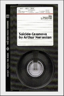 Cover for Suicide Casanova