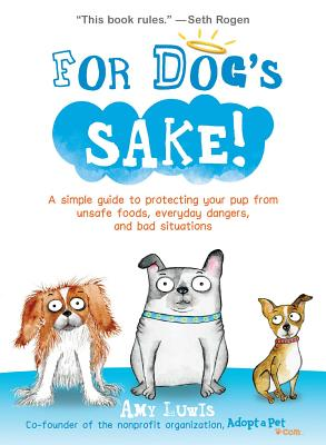 For Dog's Sake! Cover