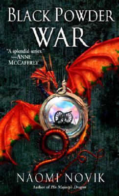 Black Powder War (Temeraire #3) Cover Image