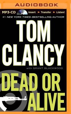 Dead or Alive (Jack Ryan Novel) Cover Image