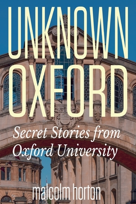 Unknown Oxford Cover Image