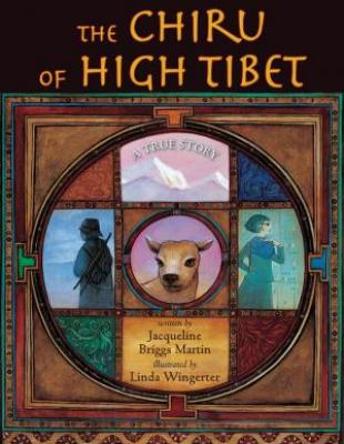 The Chiru of High Tibet Cover