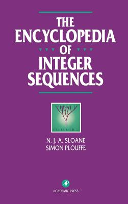 Cover for The Encyclopedia of Integer Sequences