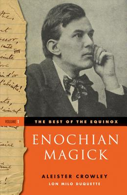 The Best of the Equinox, Volume I: Enochian Magick Cover Image