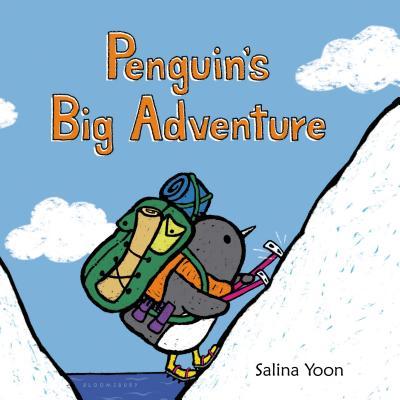 Penguin's Big Adventure Cover Image