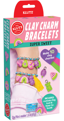 Mini Kit: Clay Charm Bracelets Super Sweet Cover Image