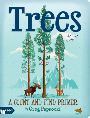 Trees: A Count and Find Primer Cover Image
