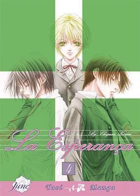 La Esperanca Volume 4 Cover
