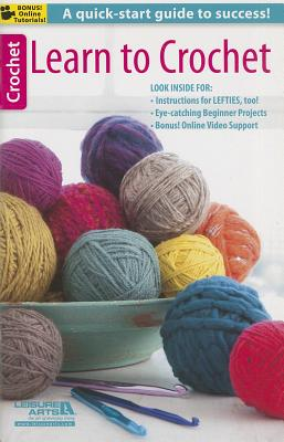 Learn to Crochet Cover Image