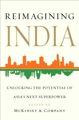 Reimagining India Cover