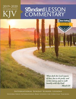 KJV Standard Lesson Commentary® 2019-2020 Cover Image