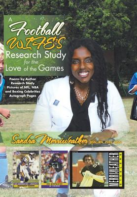 A Football Wife's Research Study for the Love of the Games Cover Image