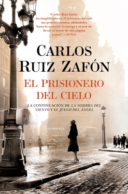 El Prisionero del Cielo = The Prisoner of Heaven Cover Image