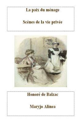 La Paix Du Menage: Scenes de La Vie Privee Cover Image