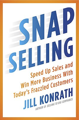 Cover for SNAP Selling