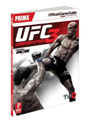 UFC Undisputed 3 Cover
