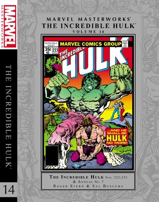Marvel Masterworks: The Incredible Hulk Vol. 14 Cover Image