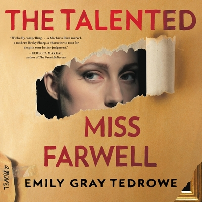 The Talented Miss Farwell Cover Image