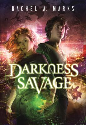 Darkness Savage (Dark Cycle #3) Cover Image