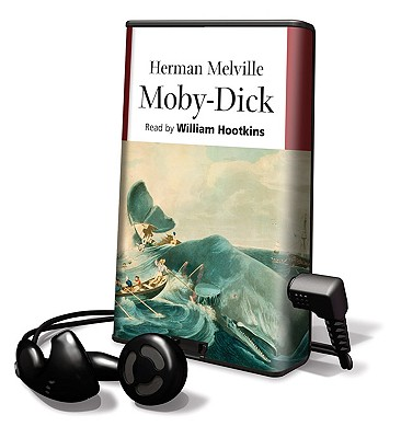 Moby Dick [With Headphones] Cover Image
