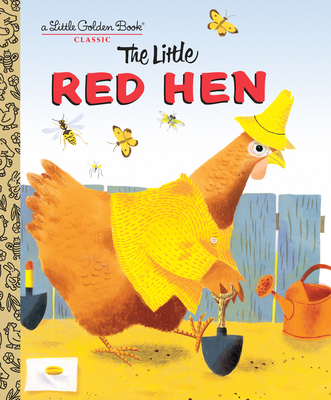 The Little Red Hen (Little Golden Book) Cover Image