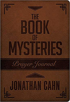 Cover for The Book of Mysteries Prayer Journal