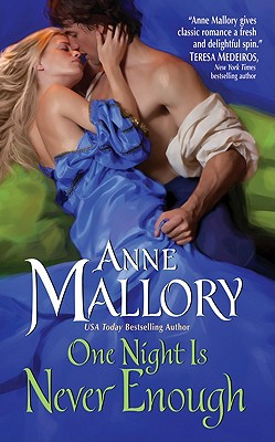 One Night Is Never Enough Cover Image