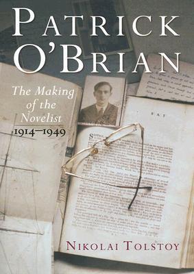 Patrick O'Brian Cover