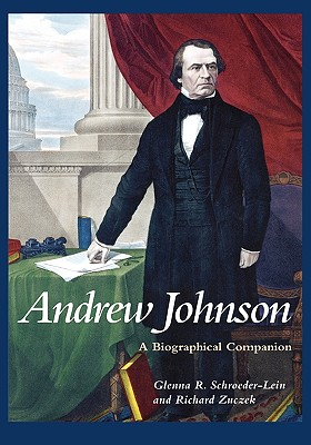 Cover for Andrew Johnson (Biographical Companions)